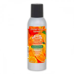 Orange Lemon Splash 7oz Spray from Pet Odor Exterminator