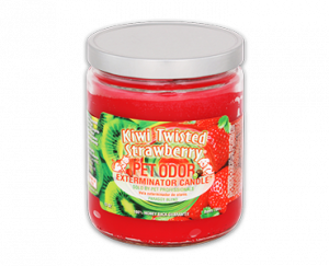 Kiwi Twisted Strawberry 13oz Jar Candle