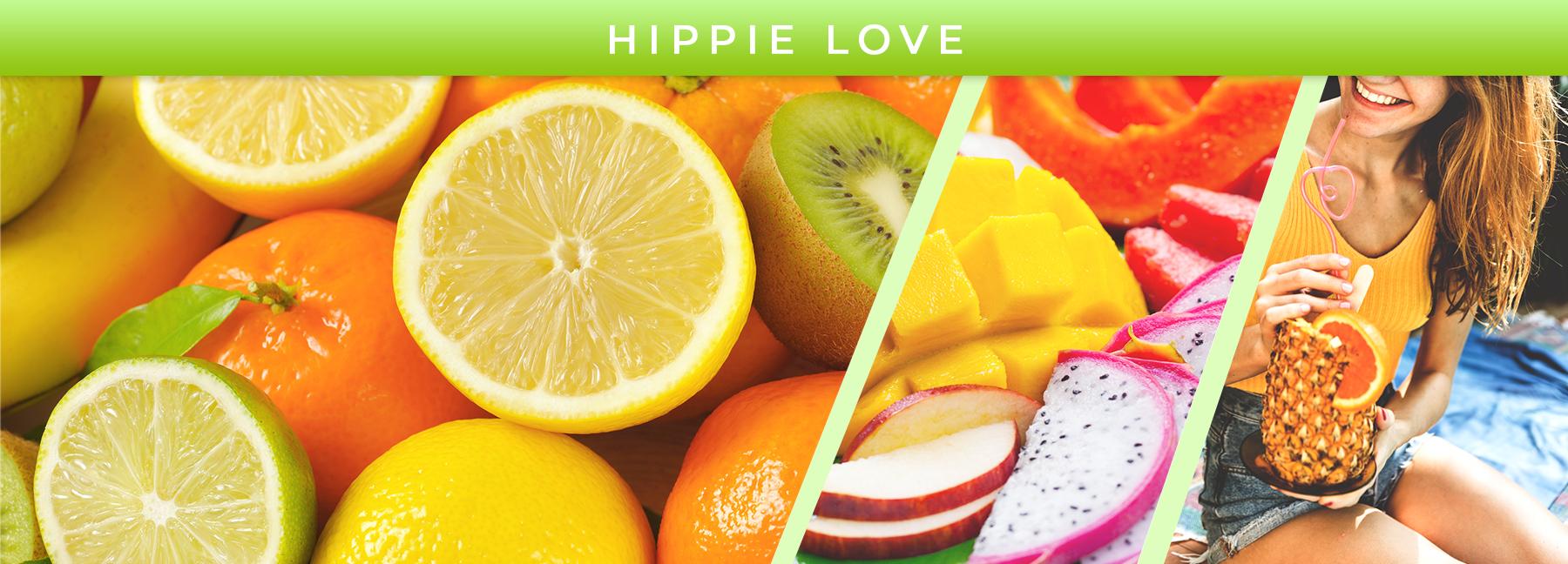 Hippie Love fragrance elements