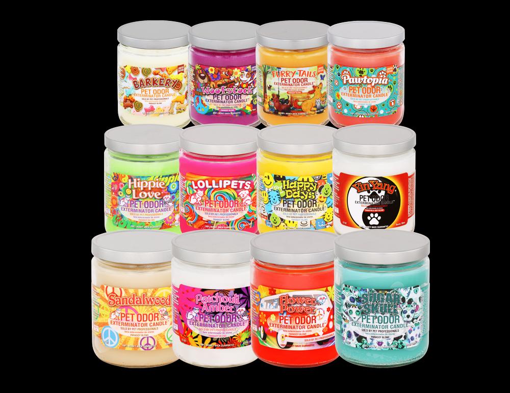 Pup Culture Candle Mix