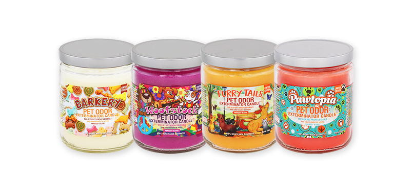 Pets in the Park 13oz Jar Candle Mix