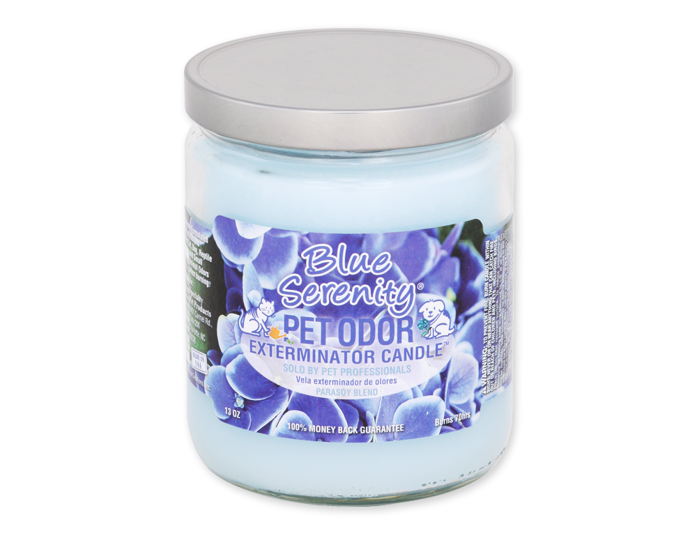 Blue Serenity 13oz Jar Candle