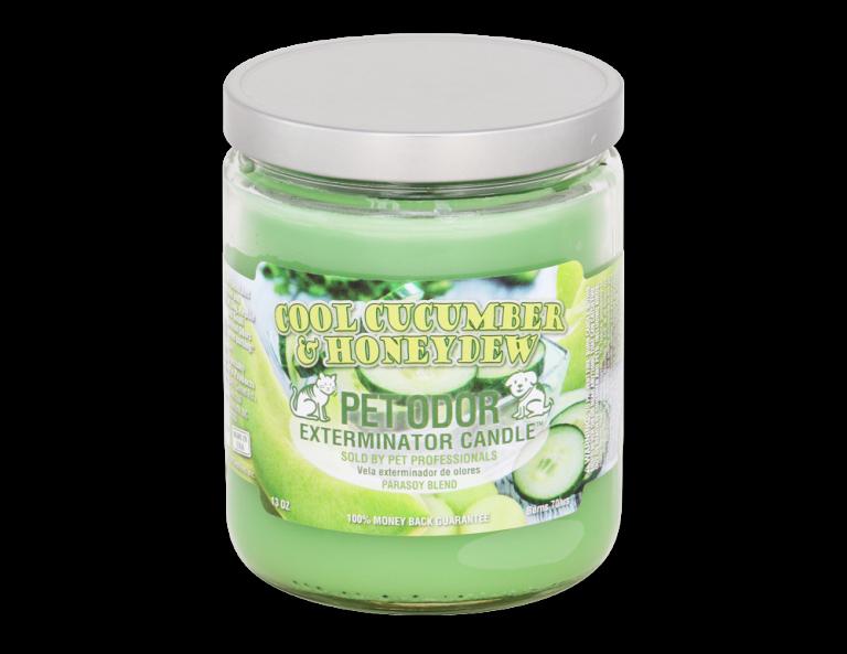Cool Cucumber & Honeydew 13oz Jar Candle