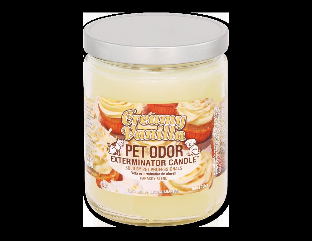 Creamy Vanilla 13oz Jar Candle