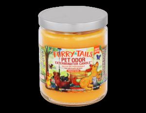 Furry Tails 13oz Jar Candle