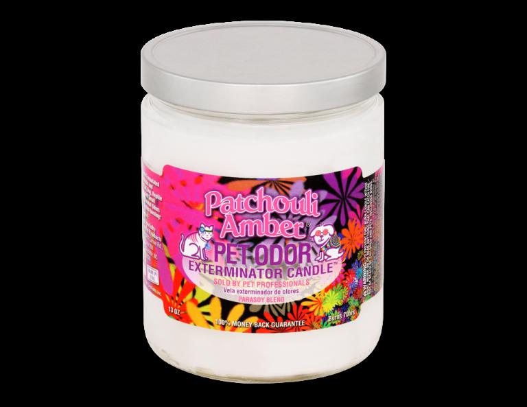 Patchouli Amber 13oz Jar Candle