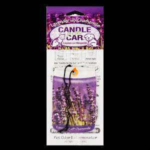 Lavender with Chamomile Car Hanger