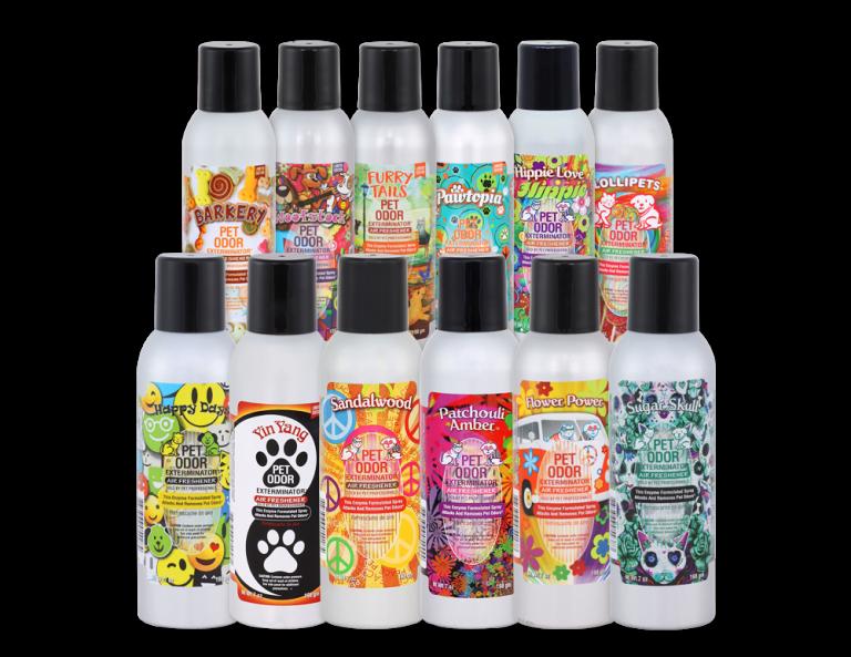 Pup Culture 7oz Spray Mix