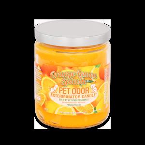 Orange Lemon Splash 13oz Jar Candle