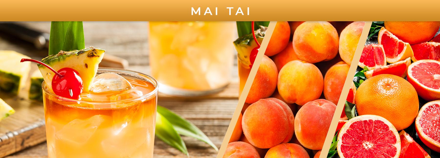 Mai Tai fragrance elements