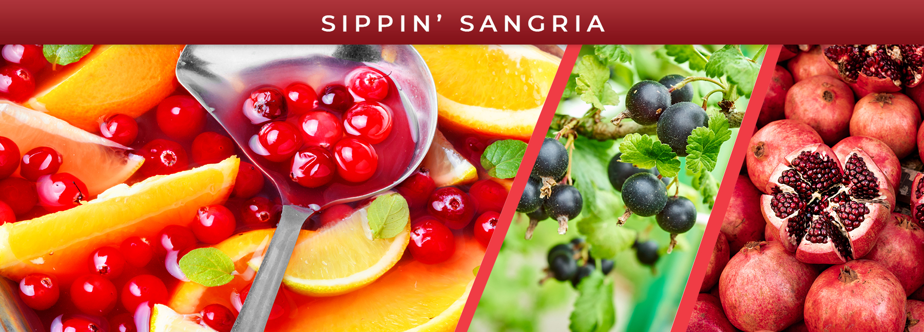 Sippin' Sangria fragrance elements