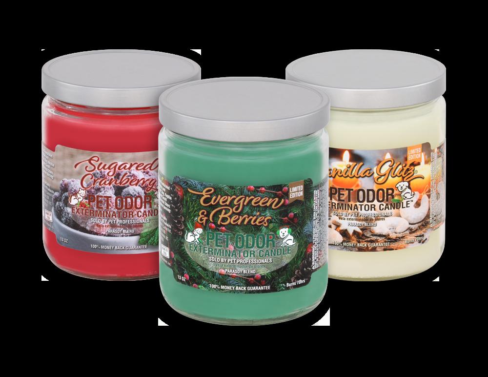 Holiday Mix 13oz Jar Candles